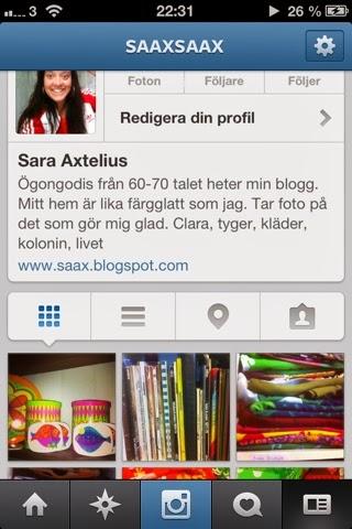 Jag heter saaxsaax på Instagram