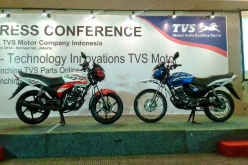 Harga dan Spesifikasi TVS MAX dan MAX Semi Trail Terbaru 2014