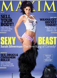 Sarah Silverman Fitness  Nutrition  Diet  News  Health Information