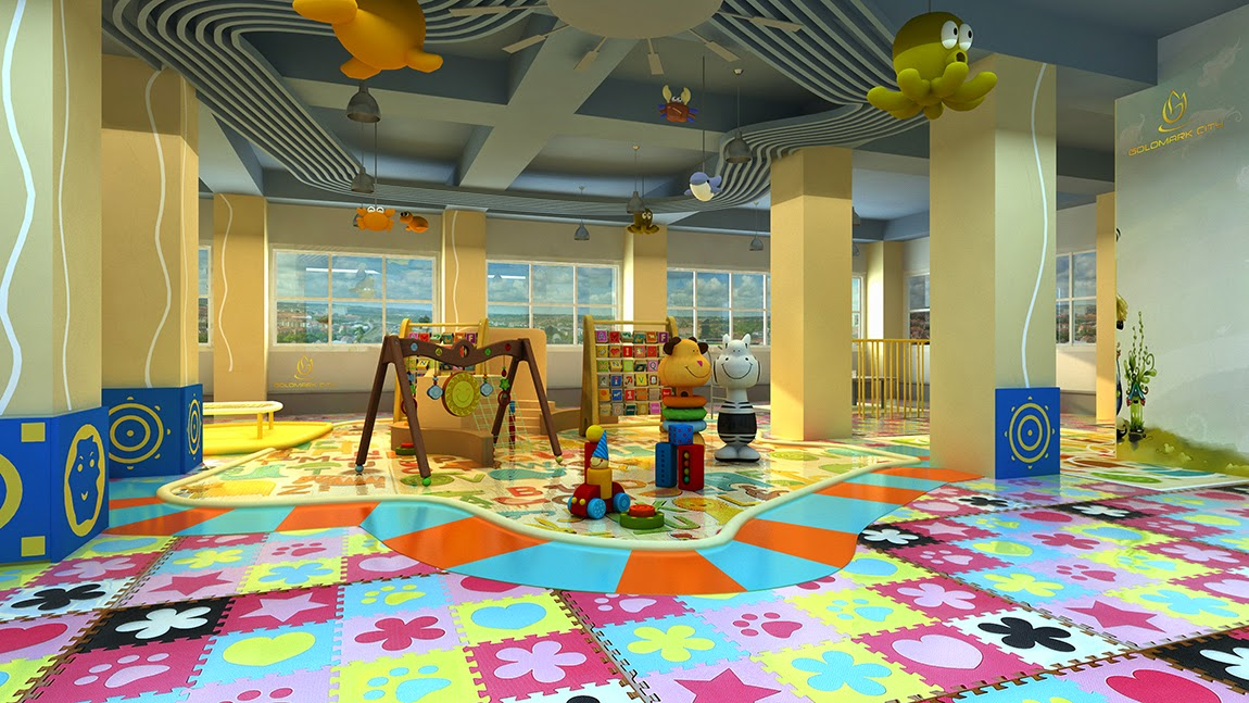 Tiện ích trường học trong dự án Goldmark city 136 Hồ Tùng Mậu