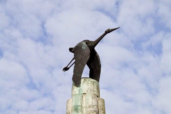 Georges Guynemer Memorial, Flanders Fields Belgium