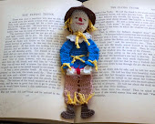 Scarecrow of Oz  bookmark