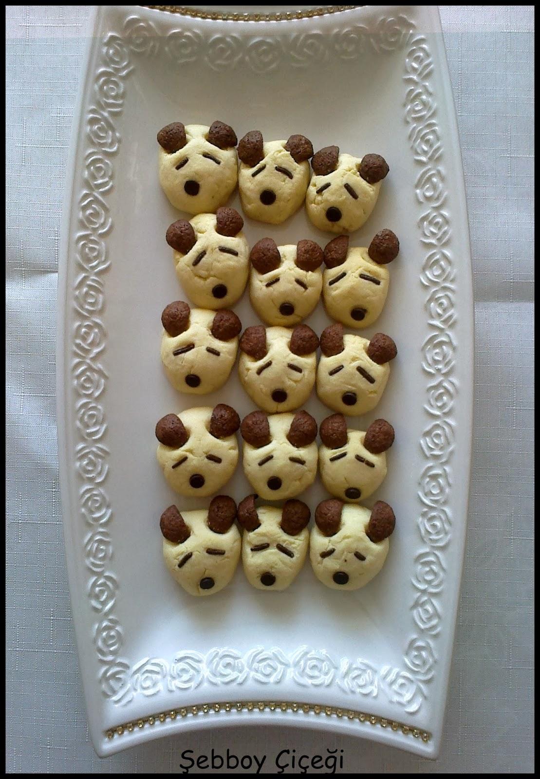 Snoopy kurabiye