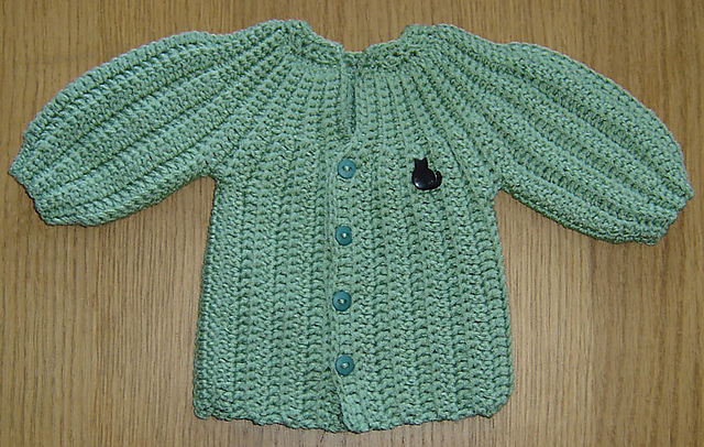 Eeyass Crochet: Baby pumpkin sweater set