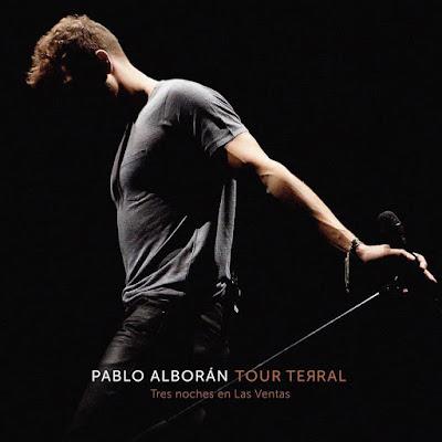 Pablo Alborán – Tour Terral (2015)