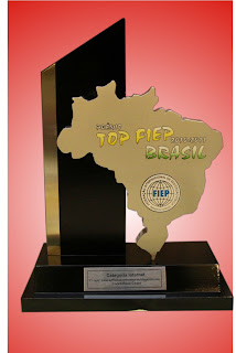 "PREMIO TOP FIEP BRASIL ""MELHOR SITE 2011"