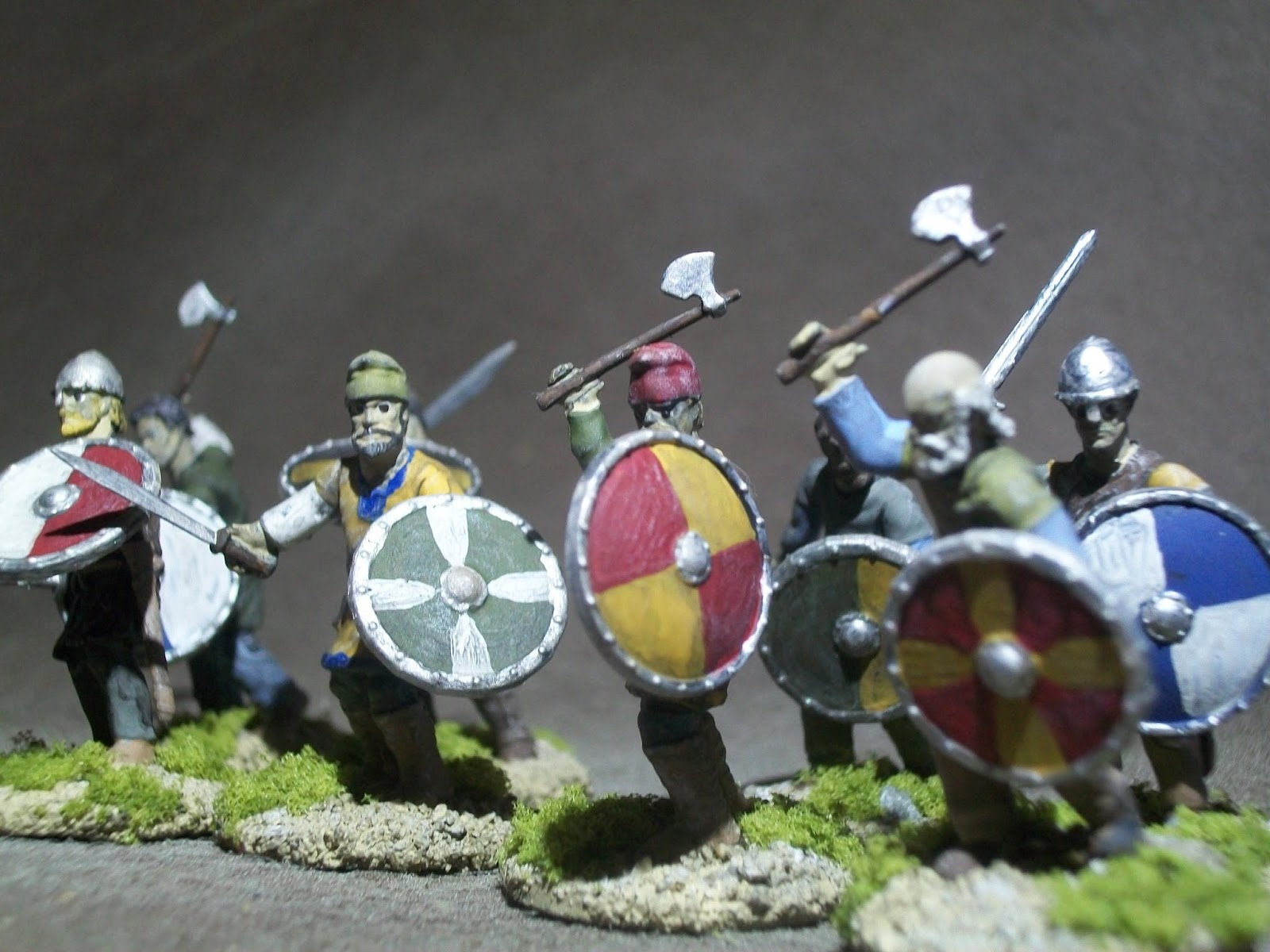 legio xxviii lilipvtia  the saxon fyrd  complete   and