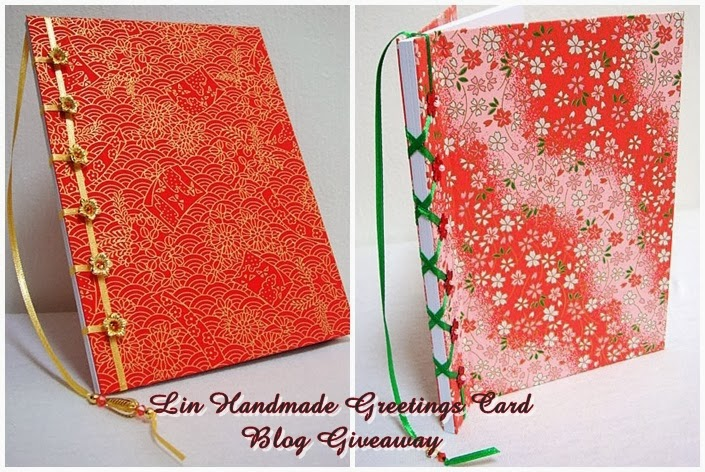 November & December 2013 Blog Giveaway