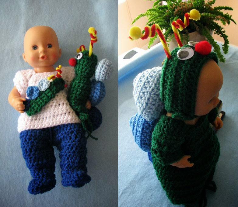 Donna s crochet designs blog of free patterns 12 inch baby doll