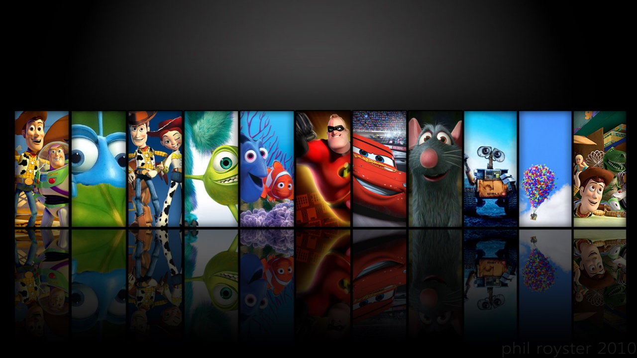 They Might Be Have Ranked The Pixar Movies And Here S Their List