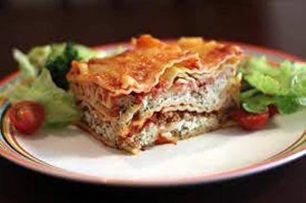 Lasagna Al Grano Saraceno