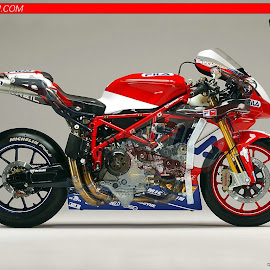 Gambar Motor Ducati