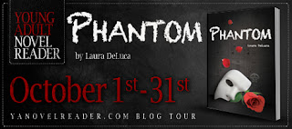 Phantom Blog Tour