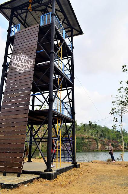 Kedungdowo Adventure Park Kebumen