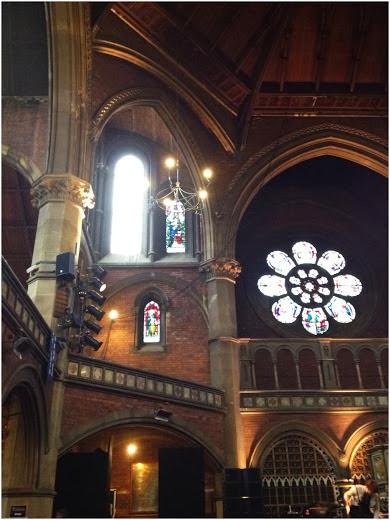 Daylight Music at the Union Chapel North London