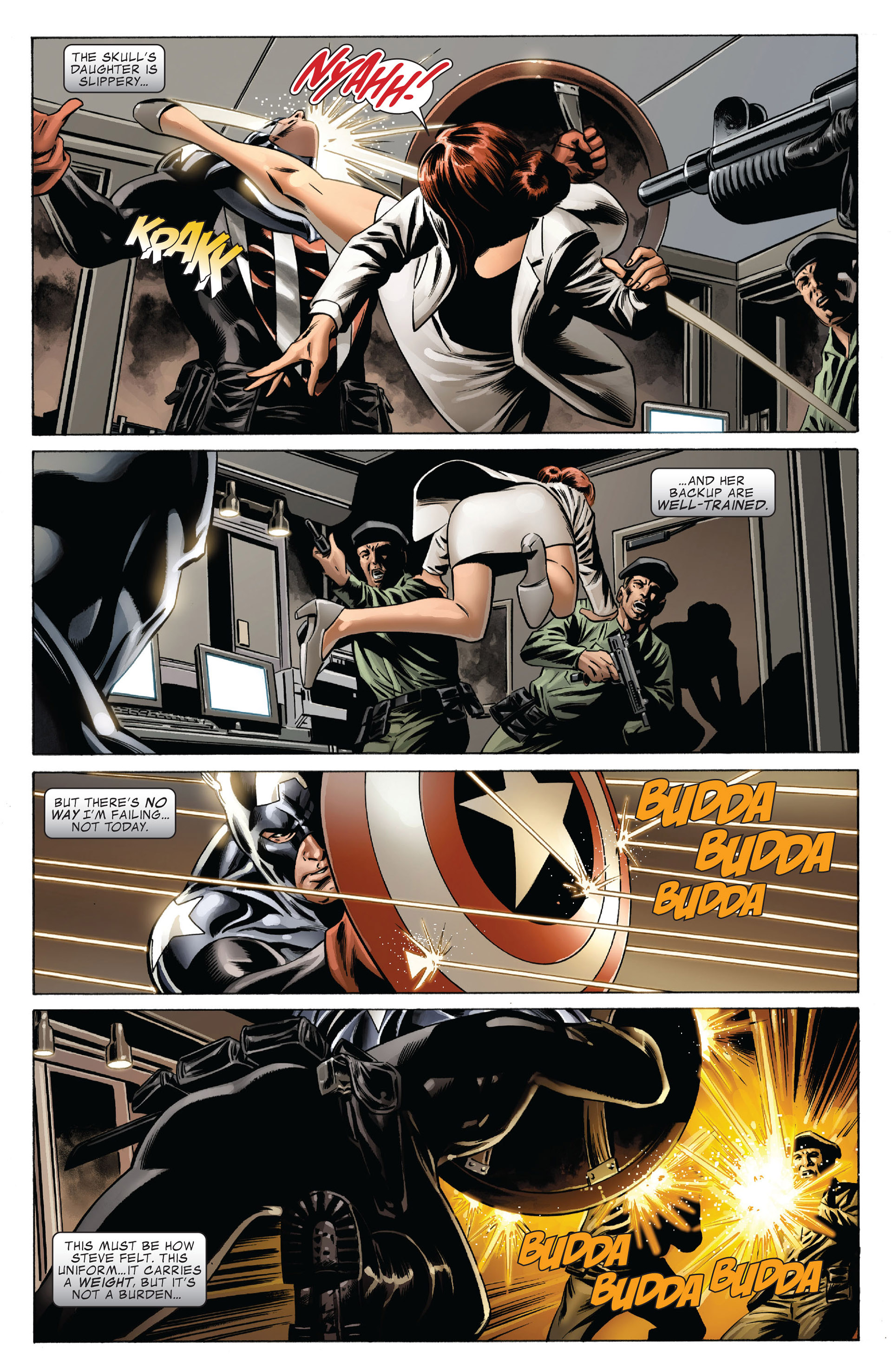 Captain America (2005) Issue #42 #42 - English 4