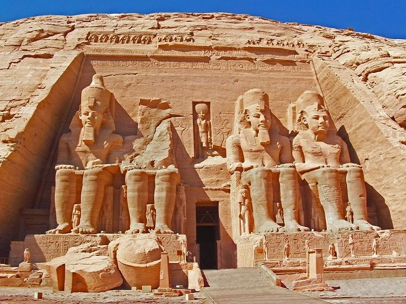 Kuil-Abu-Simbel