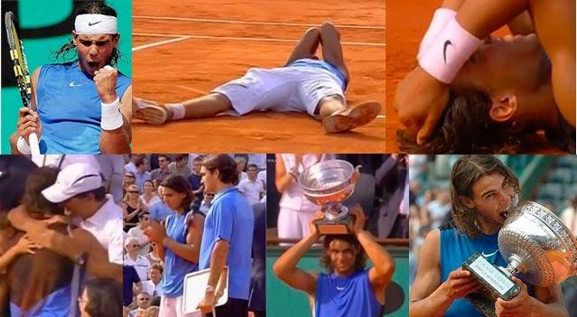 Roland Garros, Roger Federer, Rafa Nadal
