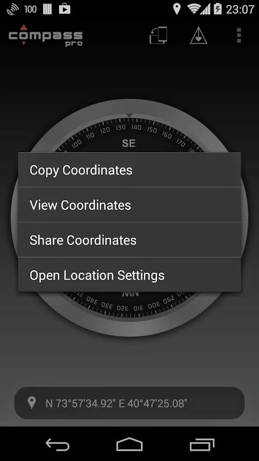 Compass Pro v1.4