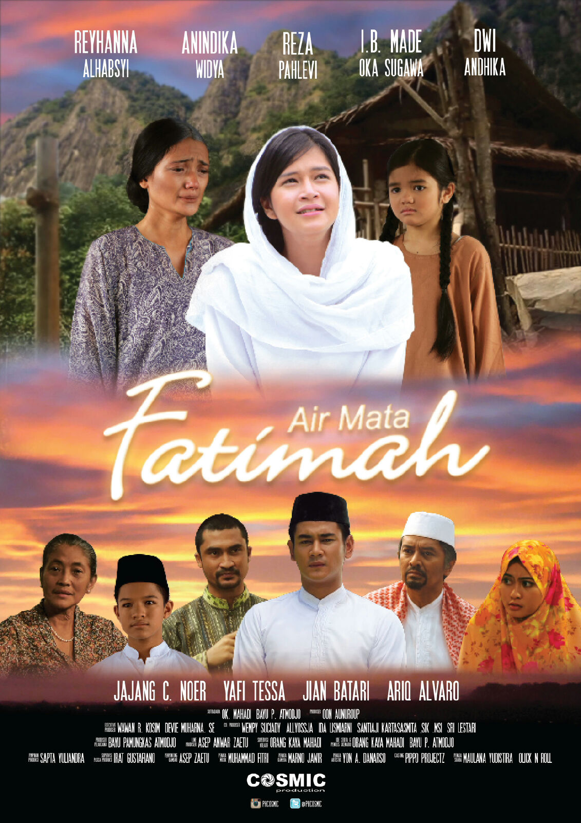 Nonton Air mata fatimah (2015) Full Movie