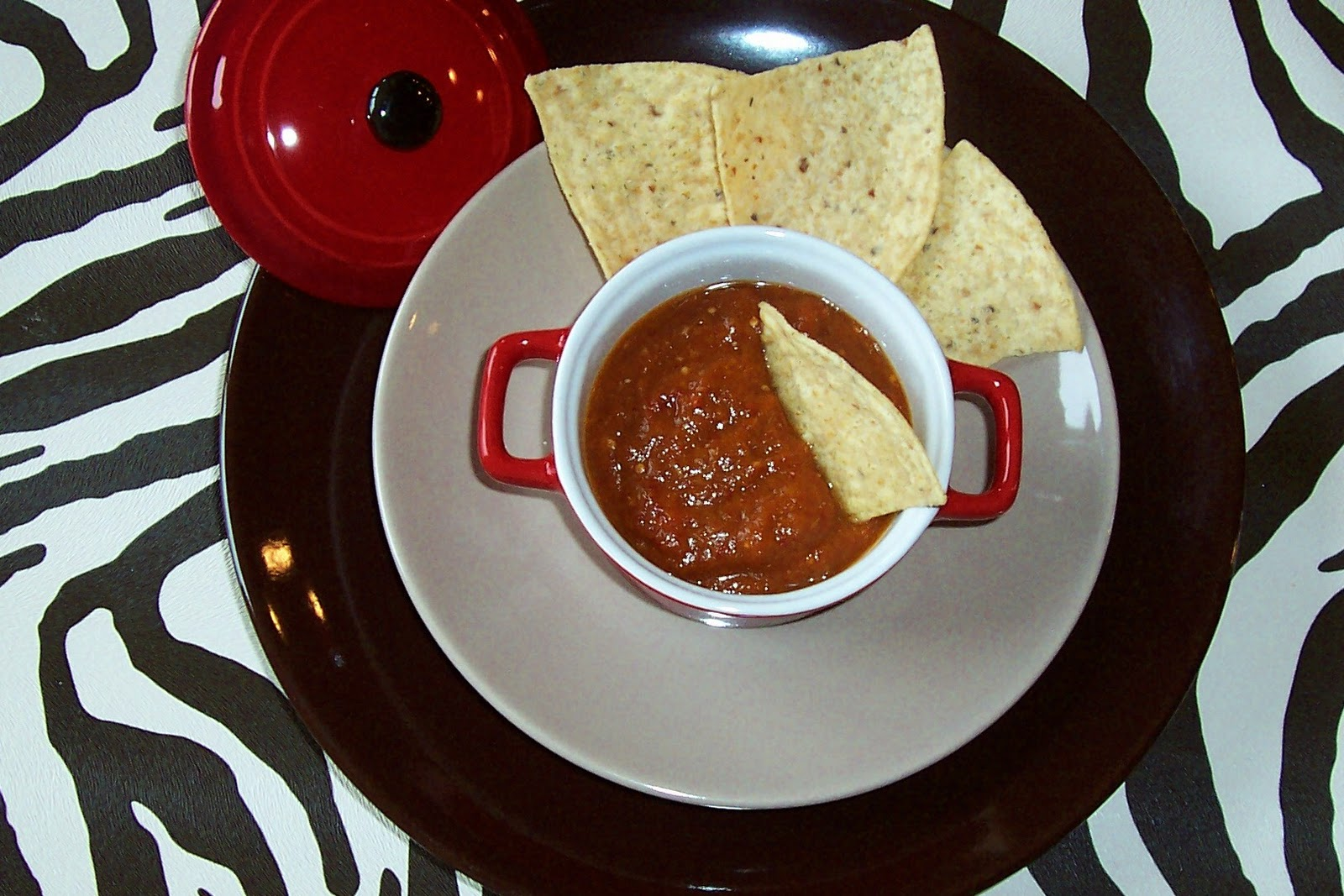 how to prepare salsa at home