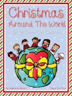 http://www.teacherspayteachers.com/Product/Christmas-Around-The-World-Christmas-Common-Core-Classroom-431427