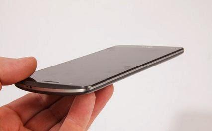Desain HP LG G3