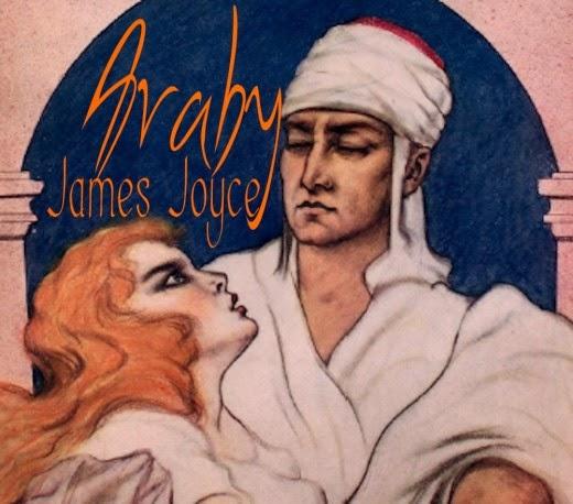 beauty and roman in james joyces novel araby