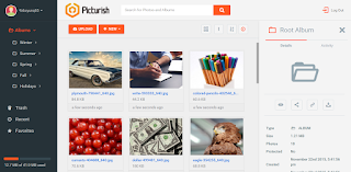 Picturish - Script Image hosting, editing dan berbagi