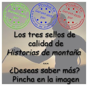 Sellos de calidad de Historias de montaa