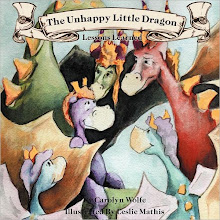 The Unhappy Little Dragon