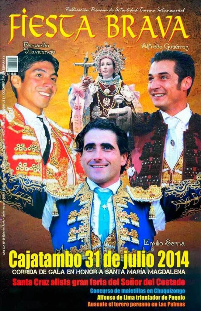 Revista Fiesta Brava