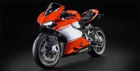 Ducati Superleggera 1199