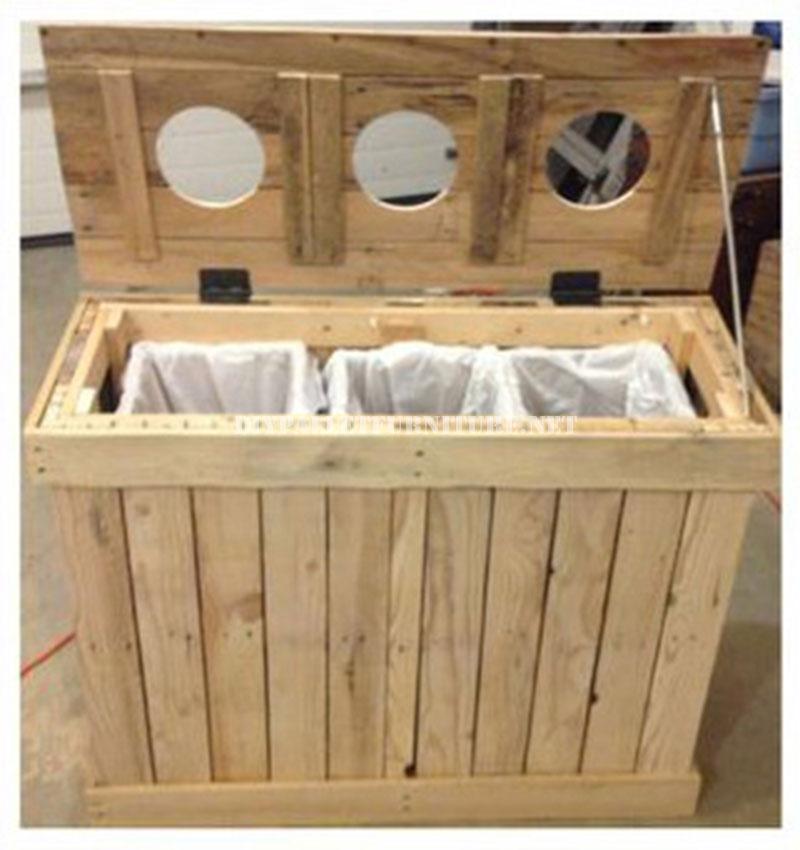 Distribuidor de reciclaje con palets - Reciclaje de palet ...