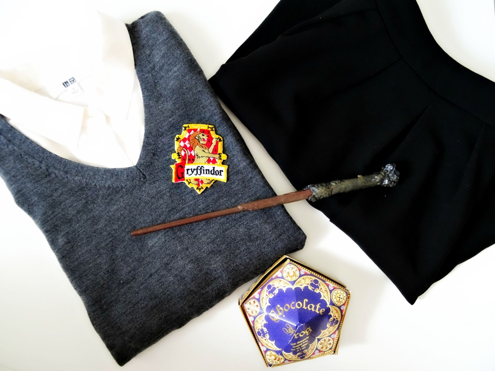 Harry Potter fashion post