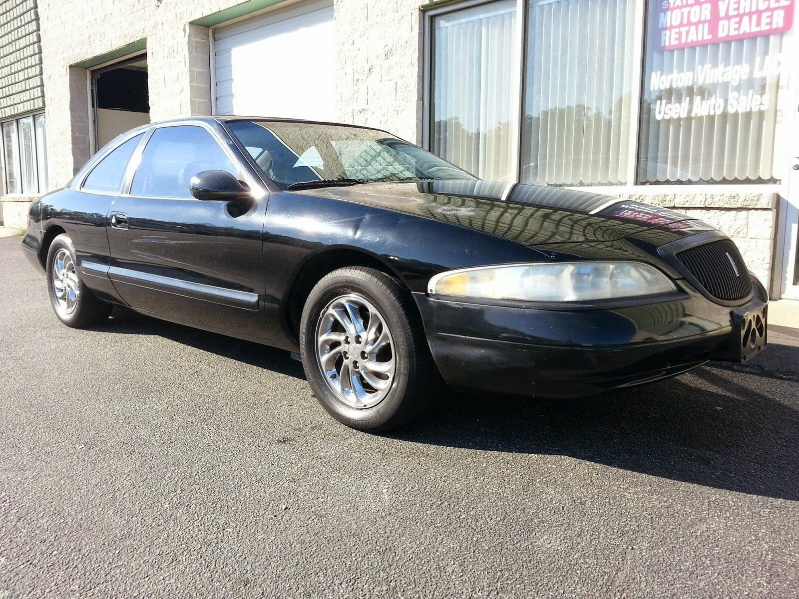 Daily Turismo: 1k: End Of An Era: 1998 Lincoln Mark VIII LSC