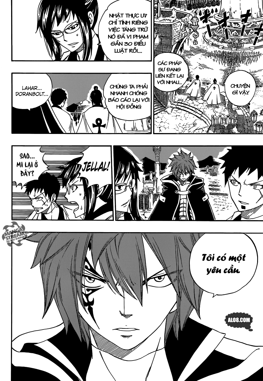 Fairy Tail chap 325 page 17 - IZTruyenTranh.com