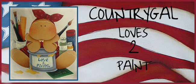 COUNTRYGAL LOVES 2 PAINT