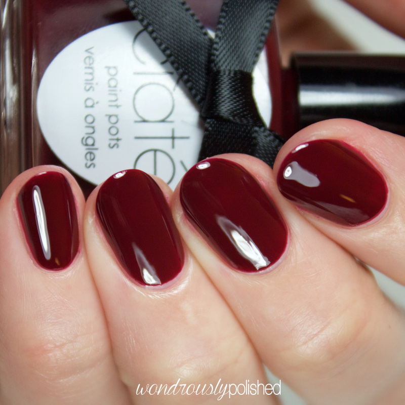 Ciate London Chrome Nail Polish: Wondrously Polished: Ciate London