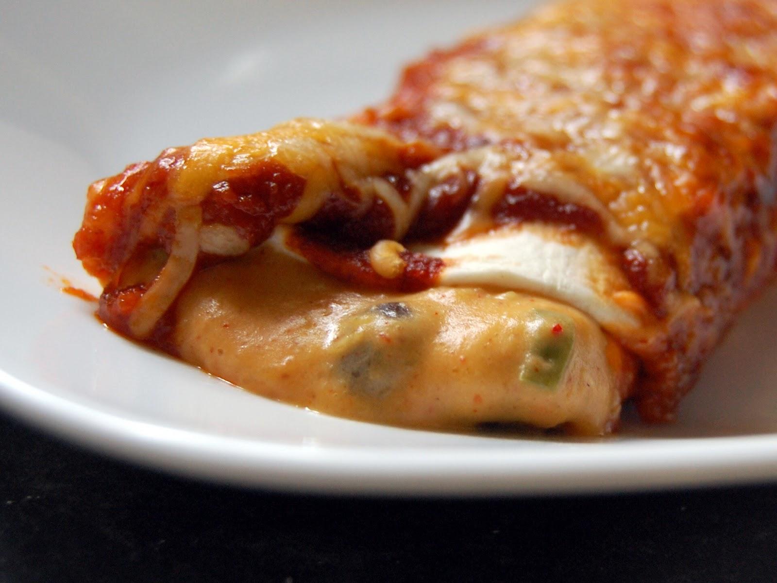 Cassie Craves: Butternut Squash Enchiladas
