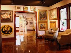 Inside the Hanseatic Art Gallery