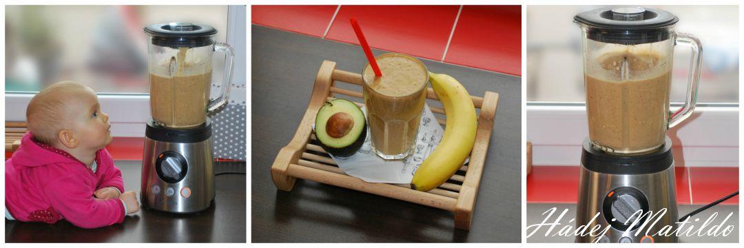 proteinový shake, smoothie, zdravá snídaně