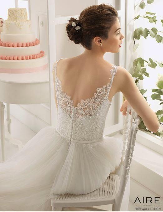 sorteo vestido de novia aire barcelona coleccion 2015 mi boda rocks blog mi boda gratis