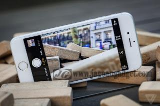 Kelebihan iPhone dari Kamera