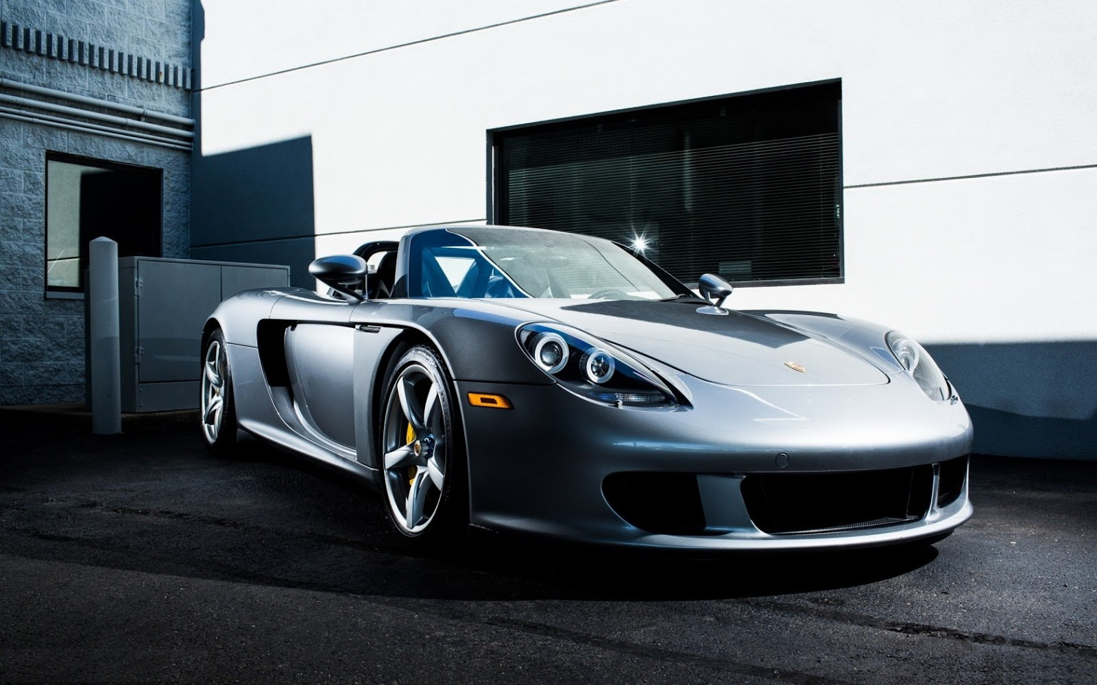 porsche carrera gt imagen de un carro deportivo fotos e im genes en fotoblog x. Black Bedroom Furniture Sets. Home Design Ideas