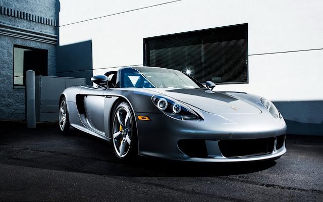 Porsche Carrera GT - Imagenes de Carros Deportivos