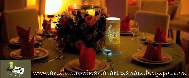 Art Luz | Luminárias Artesanais