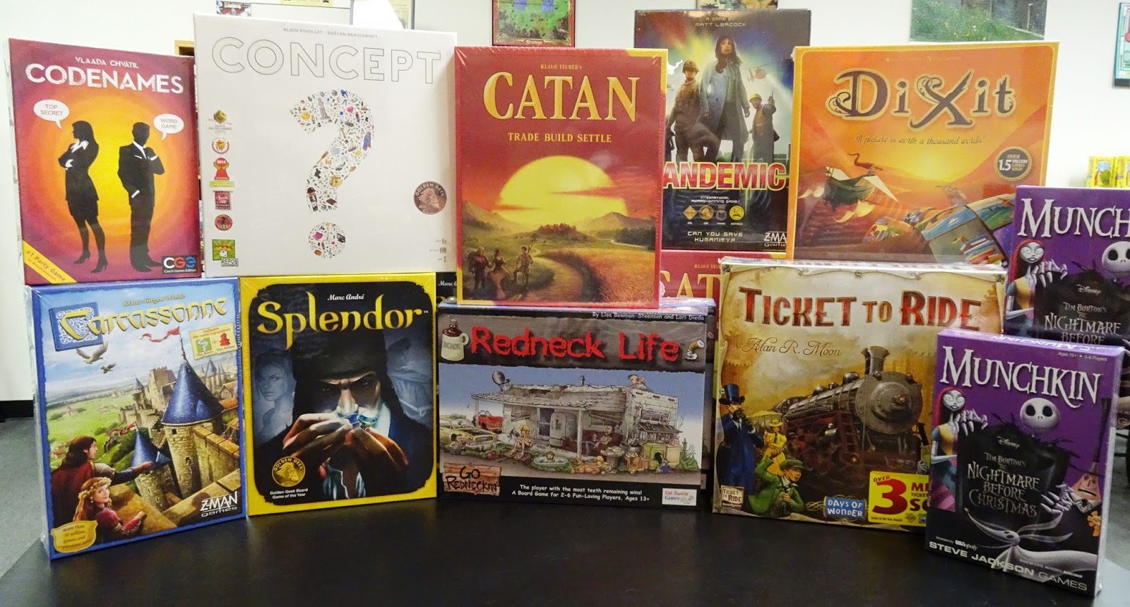 The Top 11 Board Games Of 2016 - Neatorama