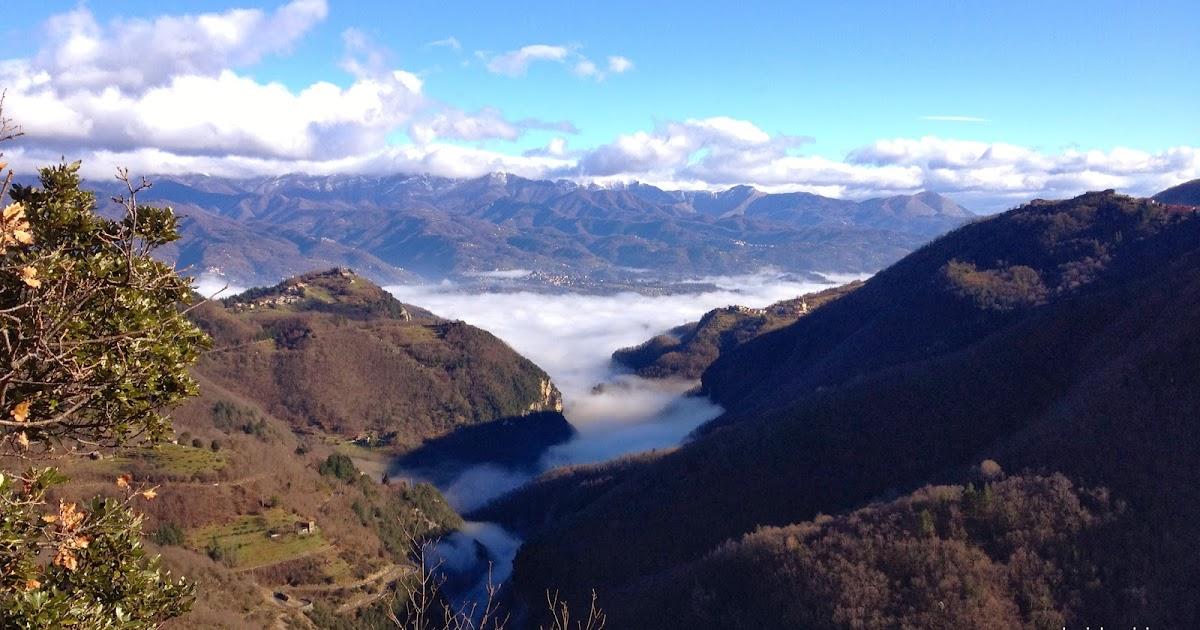 Foto del mese di dicembre: la Val di Turrite