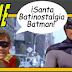 INFORMES: Santa batinostalgia, Batman!